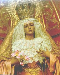 Spanish representation of Mary